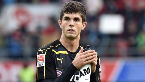 Watch: Pulisic: 'We showed heart'