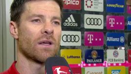 Watch: Alonso delighted with Bayern win