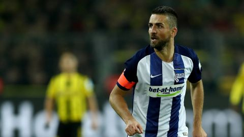 Watch: Vedad Ibisevic on Hertha's win over Köln