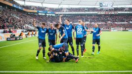 Hoffenheim express right on track