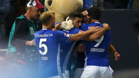 Watch: Bentaleb on Schalke's win over Mainz