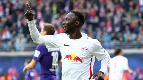 Watch: Keita: 'We can't liken ourselves to Bayern'