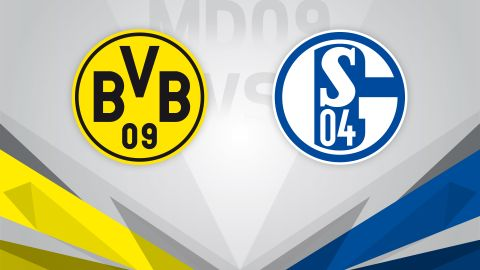 Excitement building as Dortmund host Schalke