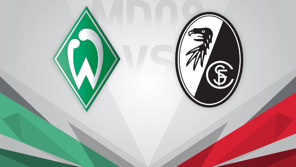 Bundesliga | Matchday 9 | Match Preview | SV Werder Bremen - SC Freiburg