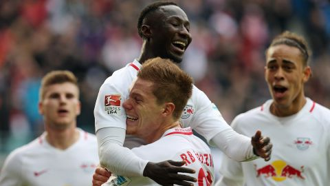 Watch: Leipzig 3-1 Bremen - highlights