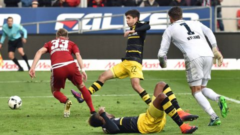 Watch: Ingolstadt 3-3 Dortmund - highlights