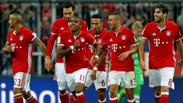 Watch: Bayern 2-0 Gladbach - Highlights