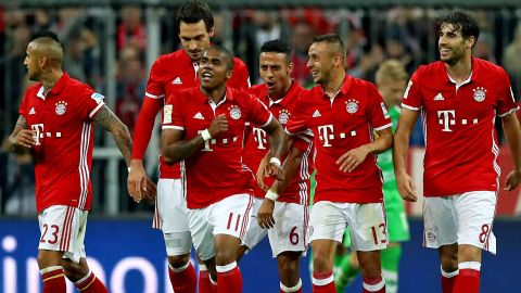 Previous meeting: Bayern 2-0 Gladbach