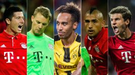 Bundesliga quintet on Ballon d'Or shortlist