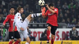 Intensives Spiel in Gladbach