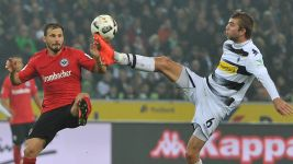 Previous meeting: Gladbach 0-0 Frankfurt