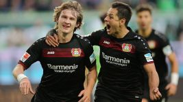 Watch: Wolfsburg 1-2 Leverkusen - Highlights