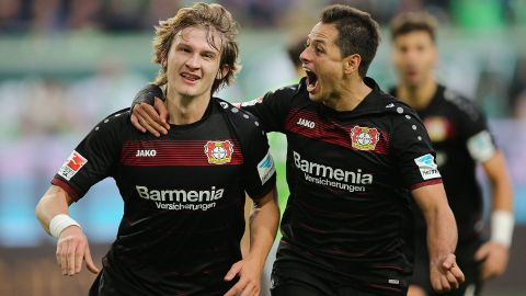 Previous meeting: Wolfsburg 1-2 Leverkusen