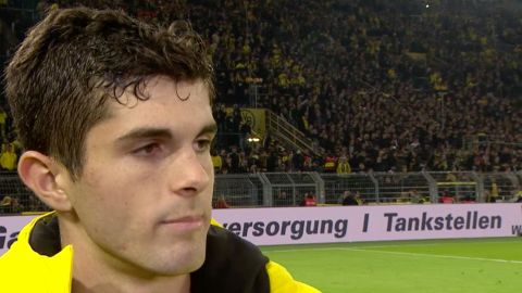 Watch: Pulisic makes no excuses after Revierderby