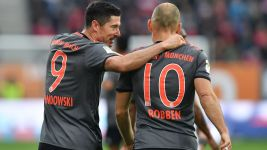 'Robbendowski' put Augsburg to the sword