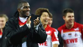 Modeste: 'I did touch the ball!'