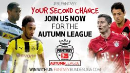 Sign up for the Autumn League