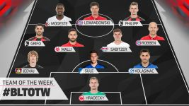 Matchday 9: Team of the Week