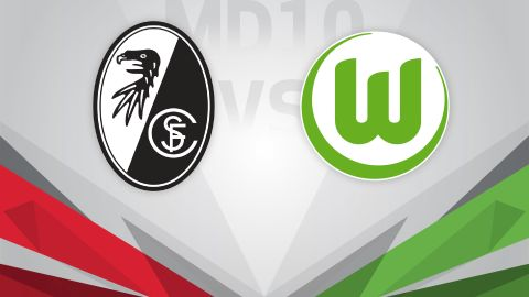Wolfsburg next up at Fortress Freiburg