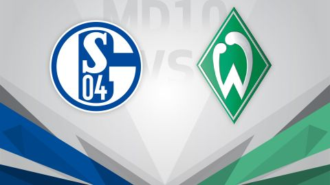 On-song Schalke host faltering Bremen