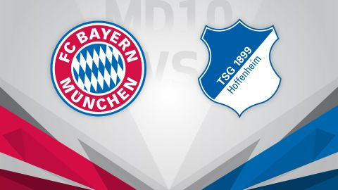 Unbeaten Bayern and Hoffenheim do battle