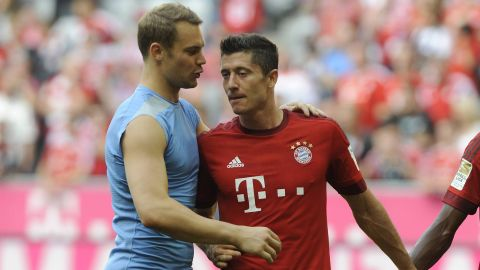 Vote Lewy and Neuer for Best FIFA Men's Player!