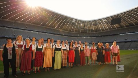 Original FC Bayern anthem makes its comeback