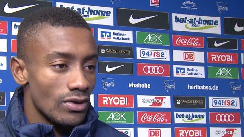Watch: Kalou on hat-trick heroics