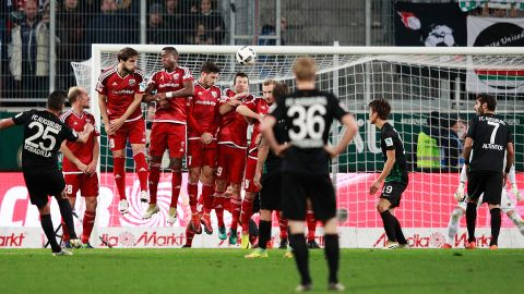 Watch: Ingolstadt 0-2 Augsburg - Highlights