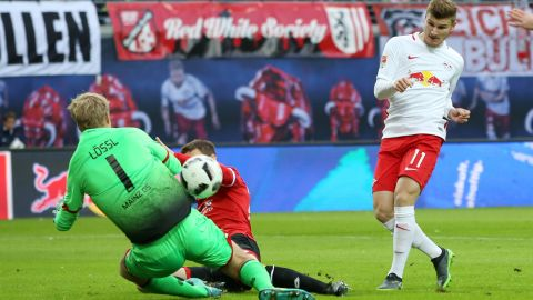 Watch: Leipzig 3-1 Mainz - Highlights
