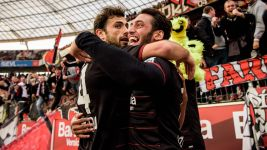 Watch: Leverkusen 3-2 Darmstadt - Highlights