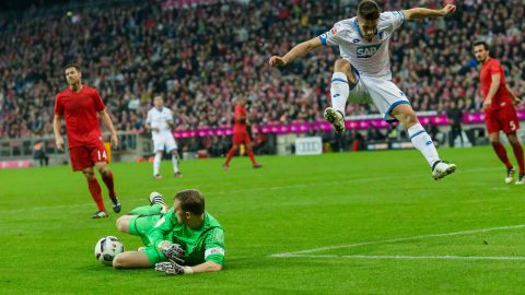 Watch: Bayern 1-1 Hoffenheim - Highlights