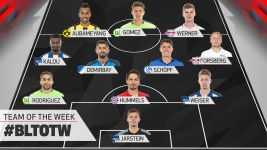 Watch: Matchday 10 Team of the Week