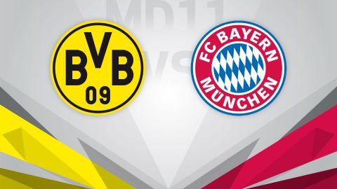 Thriller in store as Dortmund host Bayern