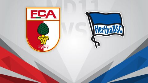 Travel-sick Hertha head to Augsburg