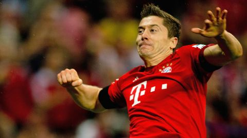 Watch: Lewandowski's finest nine minutes