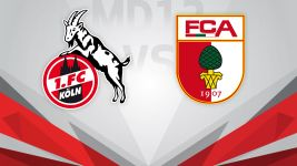 Köln eyeing up third place against Augsburg