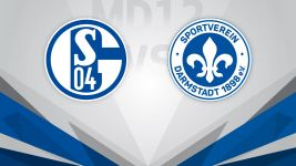 In-form Schalke host sliding Darmstadt
