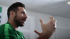Claudio Pizarro im Interview