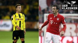 Watch: Hummels vs Götze