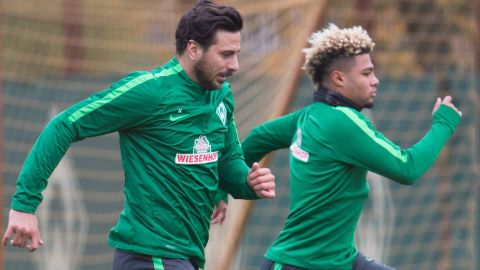 Team news: Hamburg vs Bremen