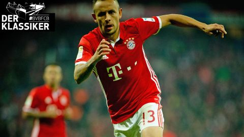 Rafinha: 'No favourites in Der Klassiker'