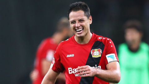 Chicharito wins Latin goal vote