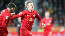 Historic win for Leipzig in Leverkusen