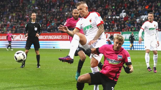 Fc augsburg hertha berlin as it happened - German league fixtures results table ...