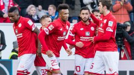 Mainz outscore Freiburg in six-goal thriller
