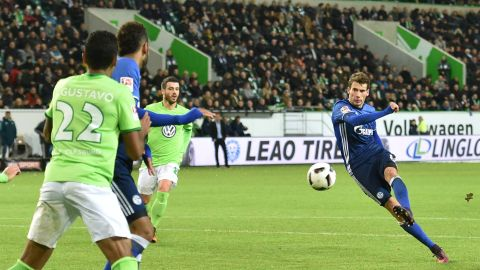 Previous Meeting: Wolfsburg 0-1 Schalke