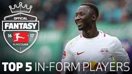 Watch: Top 5 In-form Fantasy Players