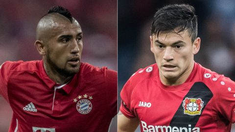 Chile stars fired up for Bundesliga showdown