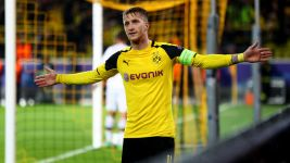 Marco Reus: 'Special to be back'